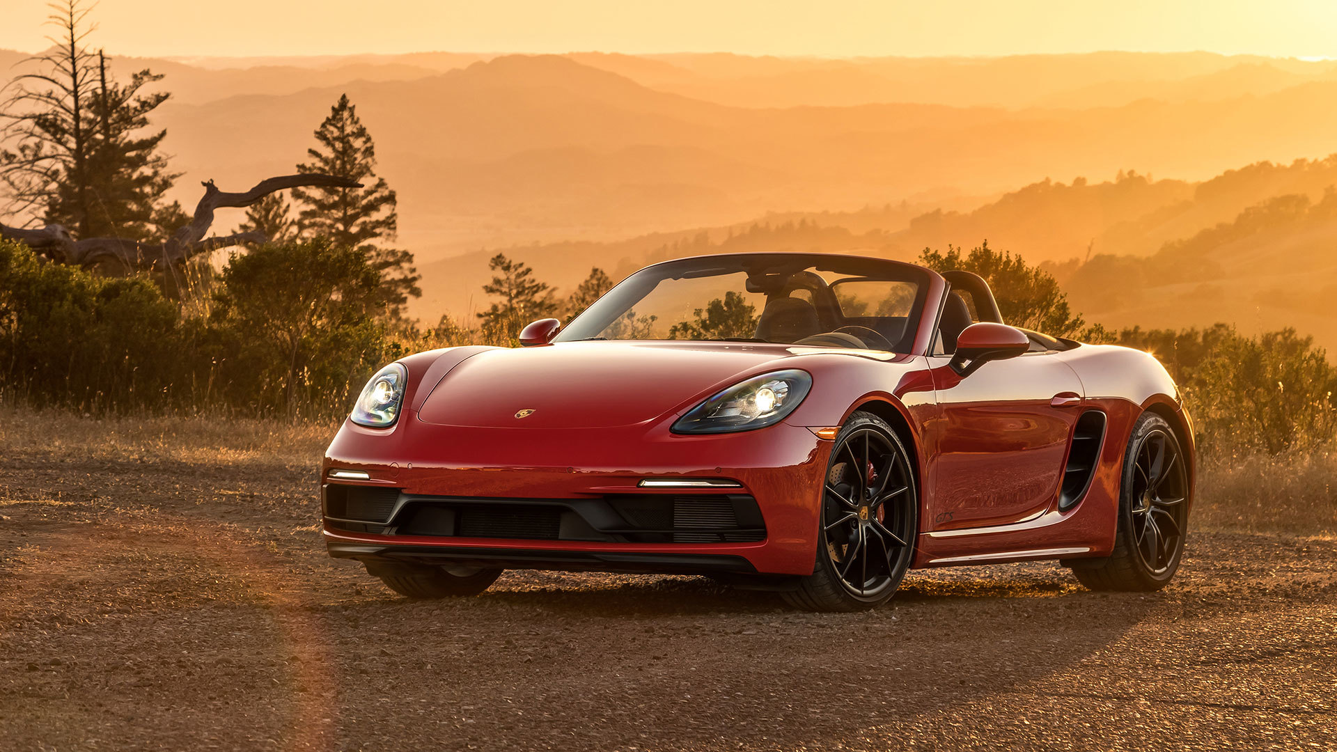 2018 Porsche 718 Boxster Gts First Drive Keeping Manuals Alive