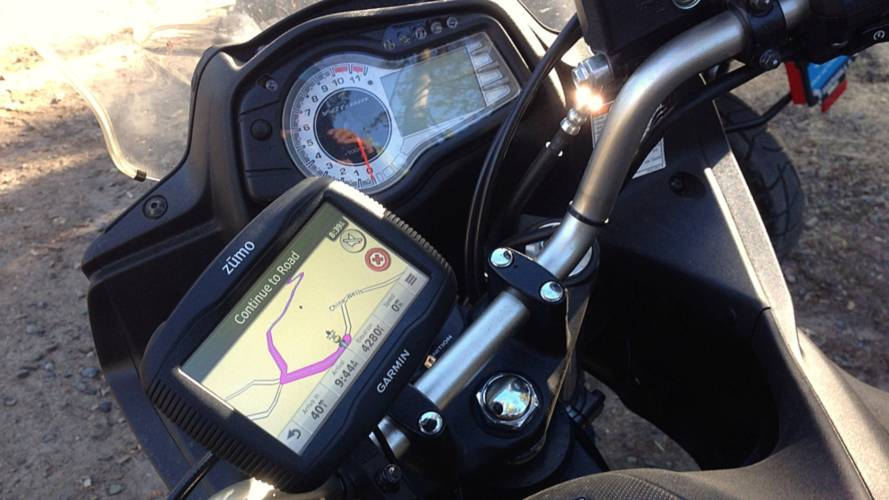 Gear: Garmin zumo 390LM Motorcycle Navigation System