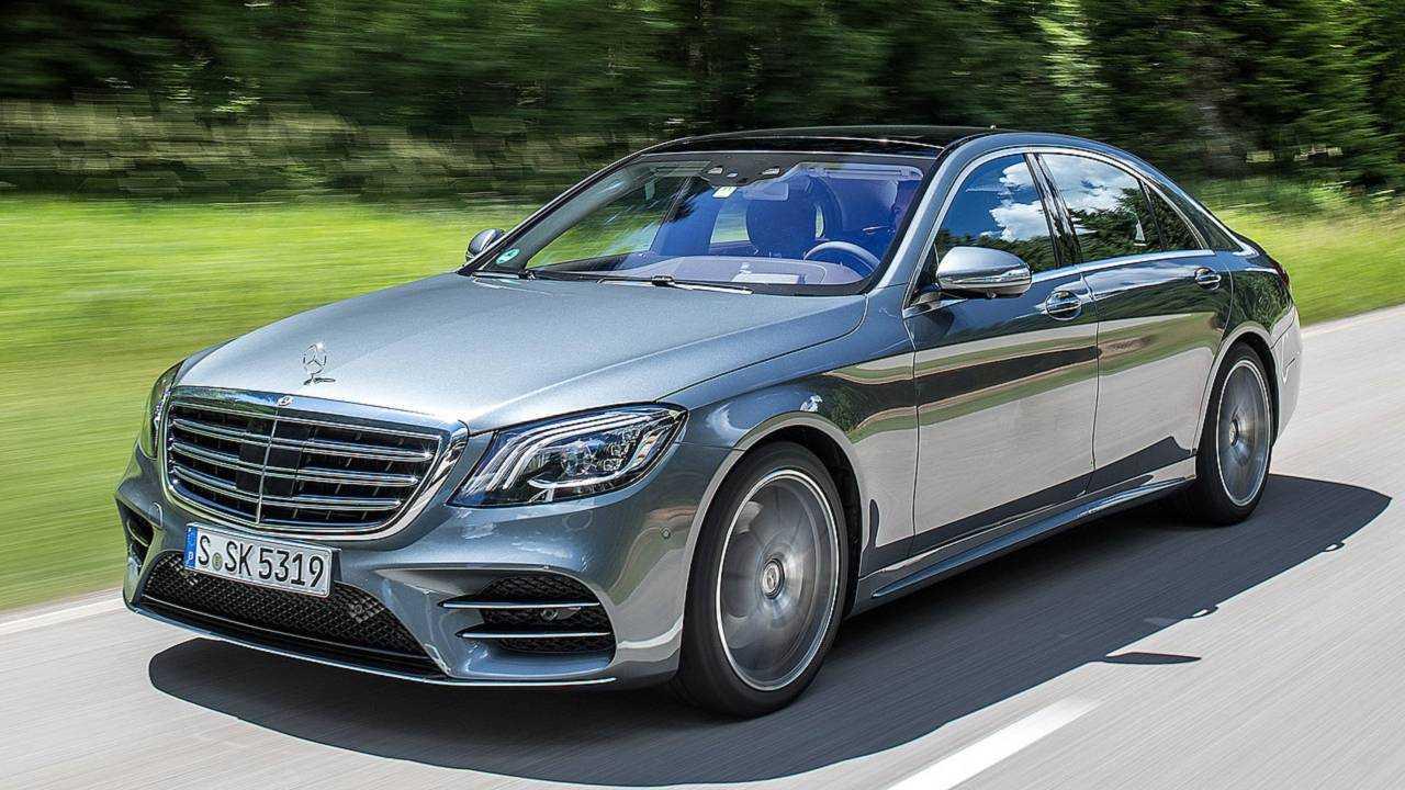 Oberklasse: Mercedes, Audi, BMW und Porsche