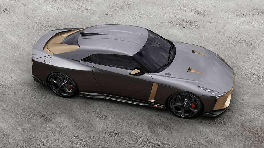 Nissan And Italdesign Explain How They Got Together For GT-R50