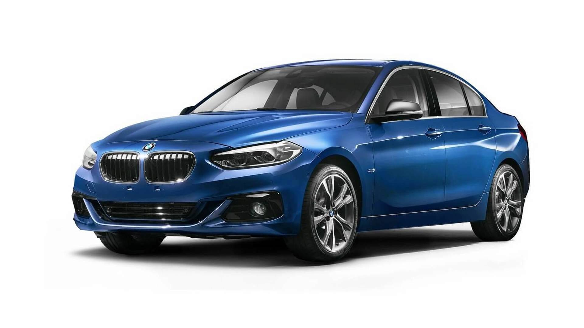 Series Sedan >> Bmw 1 Series Sedan No Longer China Exclusive Launched In Mexico