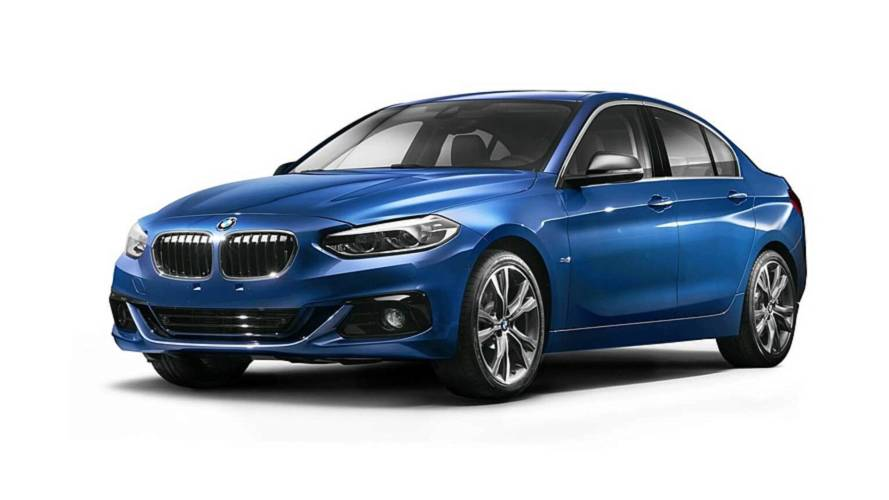 BMW 1 Series Sedan No Longer China-Exclusive; Launched In Mexico