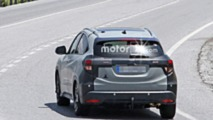 Honda HR-V facelift spy photo