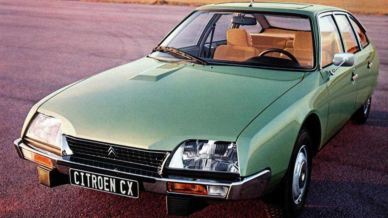 1977 - Citroën CX