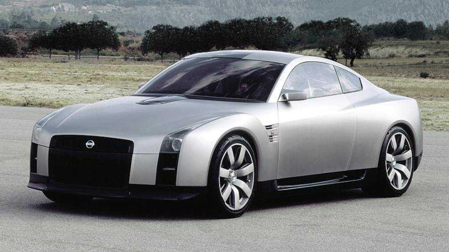 Nissan GT-R Concept, alle origini di Godzilla