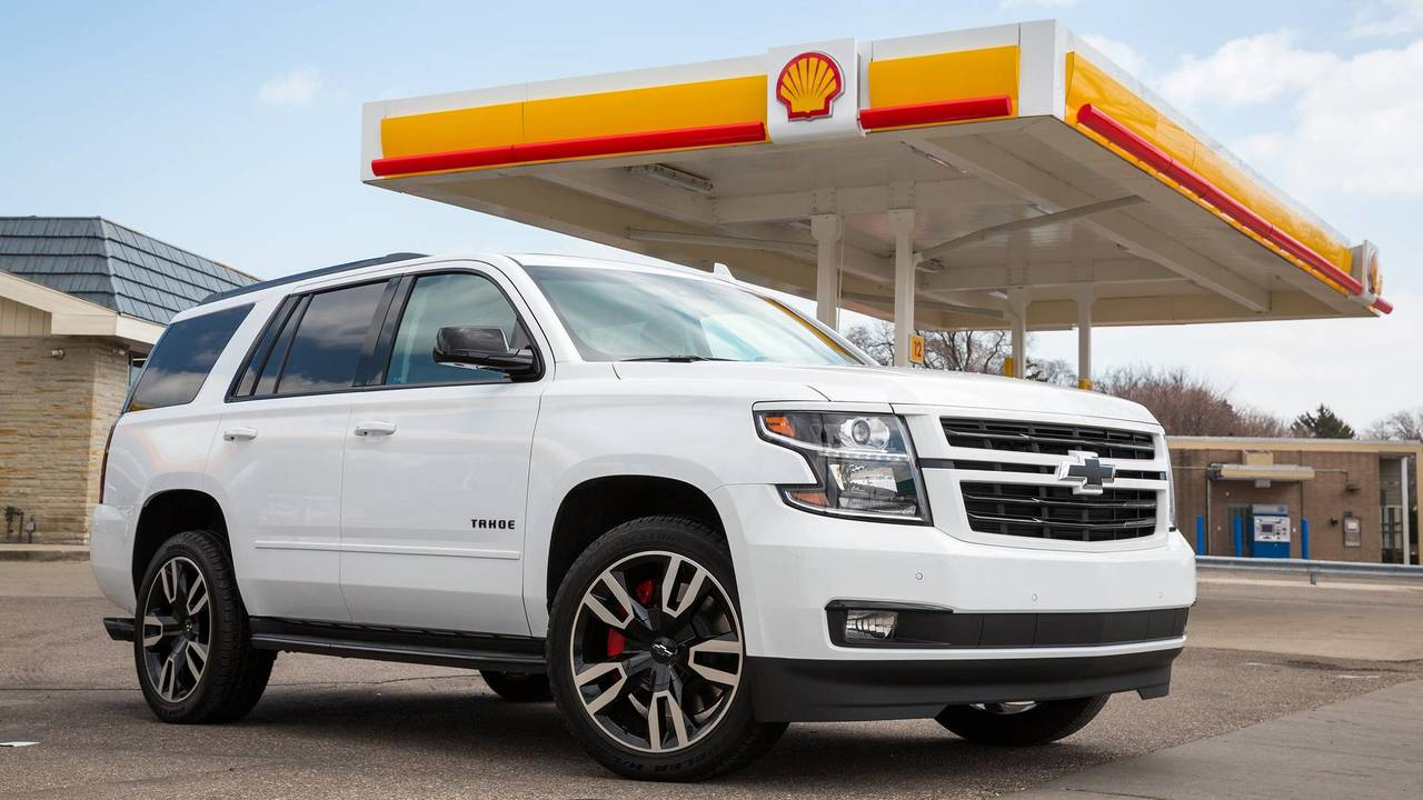 Chevy Marketplace Shell Gas Station