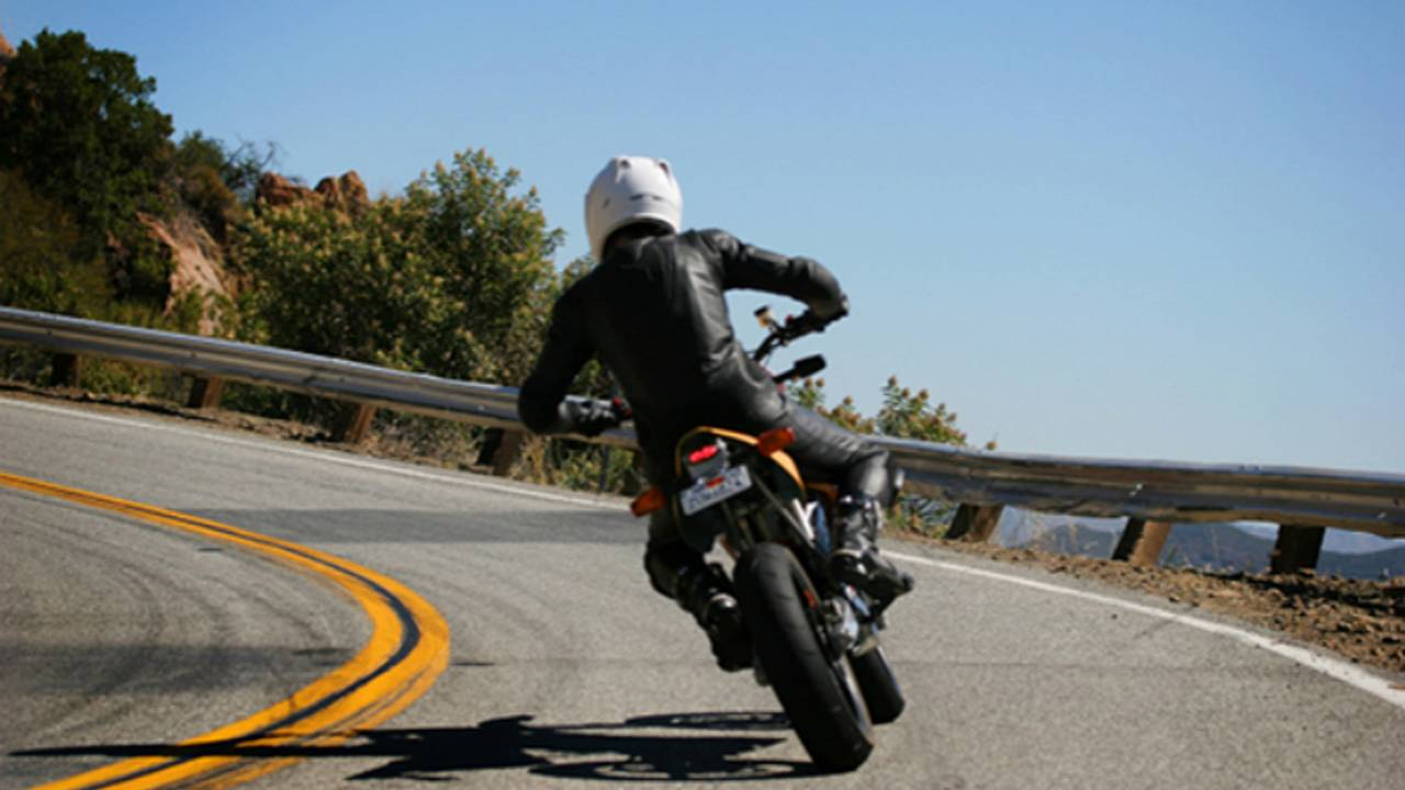 Someone in Malibu May Be Sabotaging Canyon Roads to Keep Motorcyclists Away