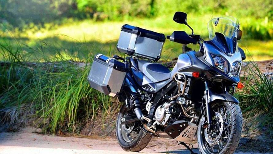 Recall Issued for 2012-2016 Suzuki V-Strom 650