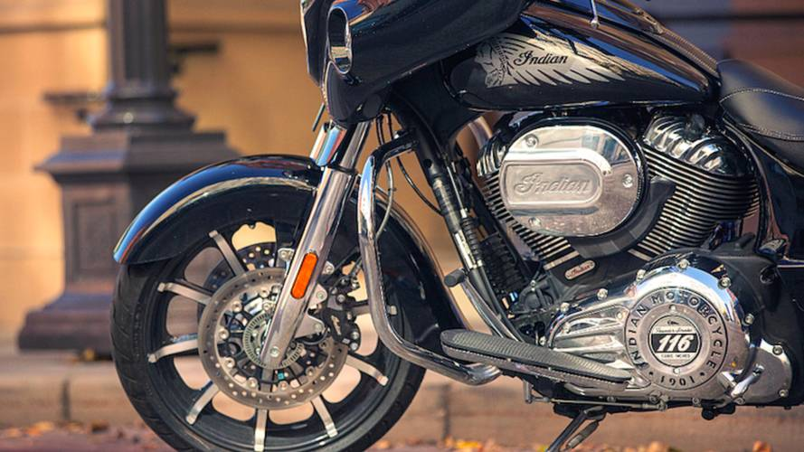 Indian Motorcycle Kit Promises MOAR POWER