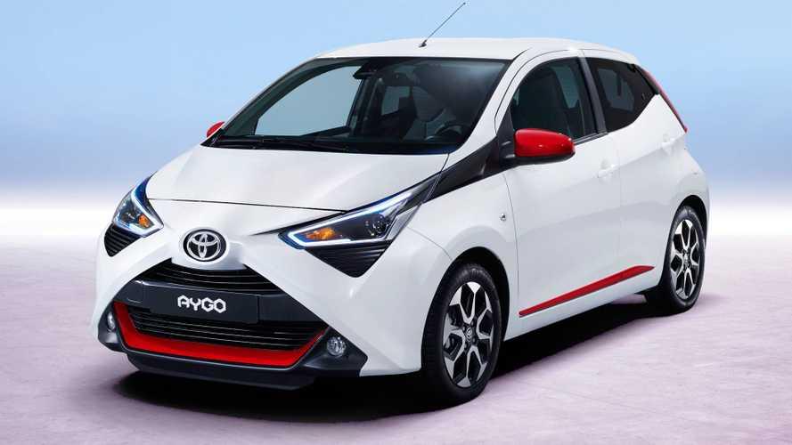 Toyota сохранит Aygo в виде кроссовера
