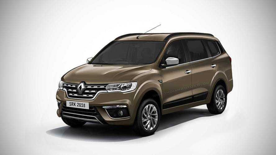 Renault Kwid Minivan: projeção antecipa visual da inédita versão