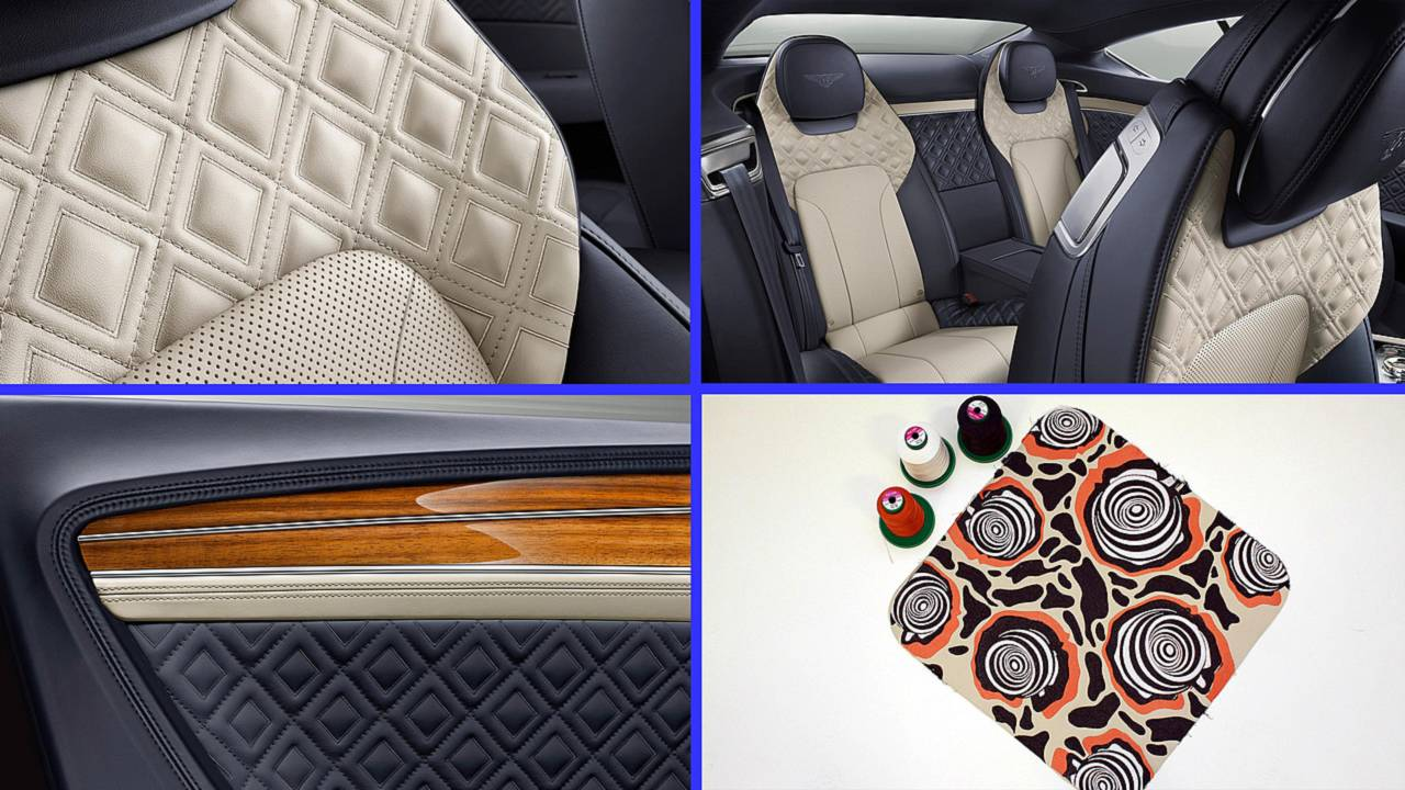 Bentley Slideshow Lead