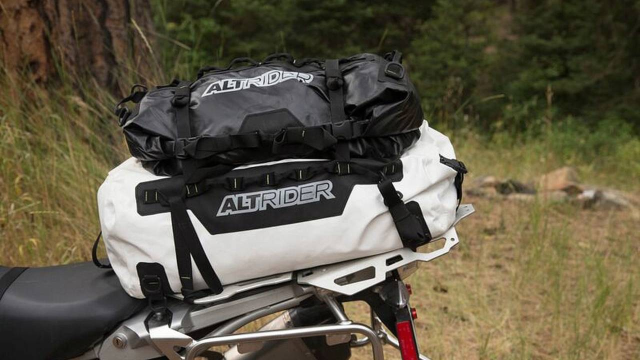 New Gear: AltRider's SYNCH Dry Bags