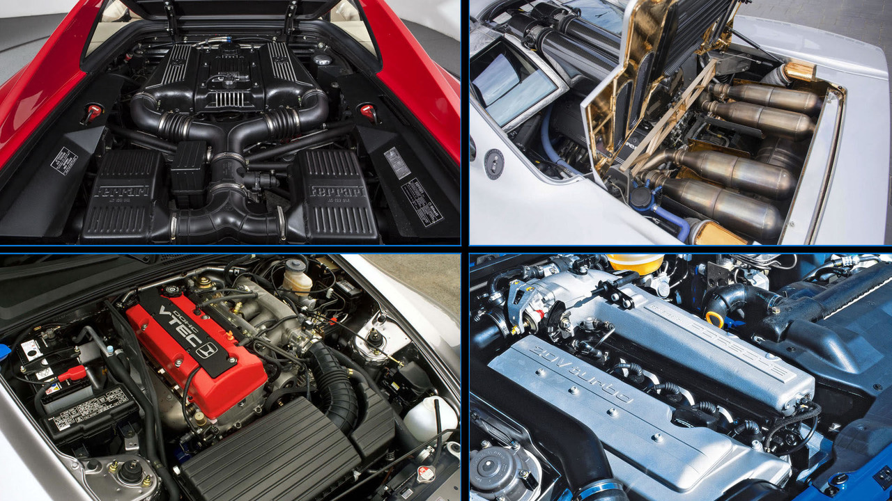 A Look At The 10 Best Engines Of The 1990s