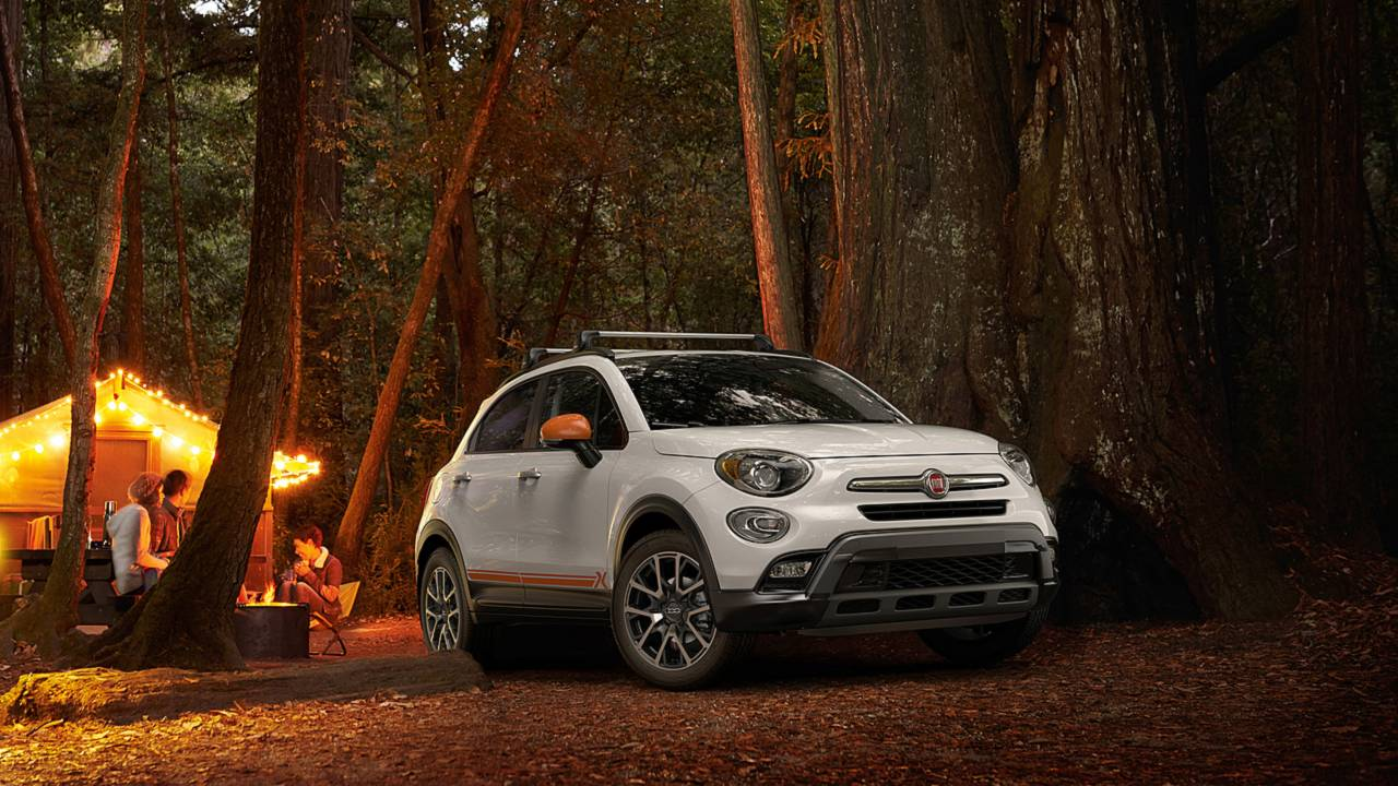 2018 Fiat 500X Adventurer Edition Photo