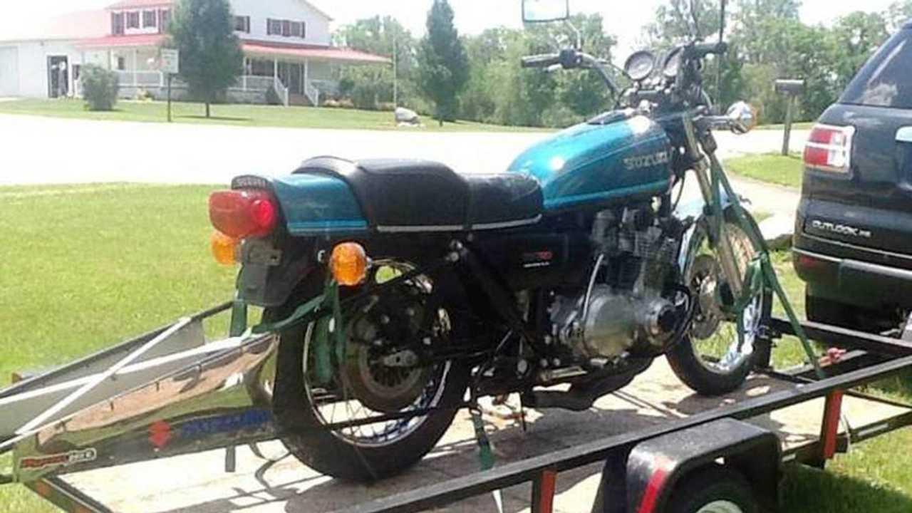 Online Find Panjo Edition - Bargain Classic Suzuki GS750