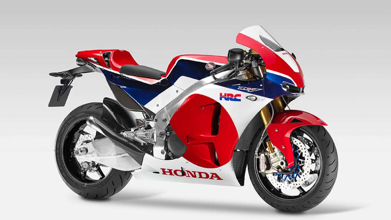Honda RC213V-S: The Latest in Street Legal Race Machines