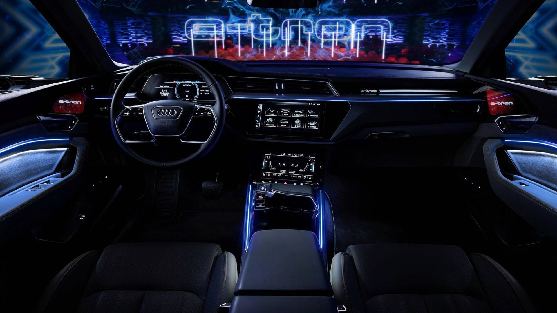 Spend Half An Hour With The 2019 Audi E Tron In Extended Video
