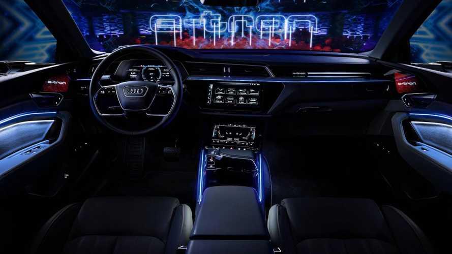 Audi révèle officiellement l'habitacle de l'e-tron