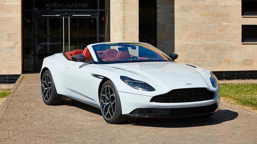 Aston Martin DB11'e 2 yeni özel versiyon tanıttı