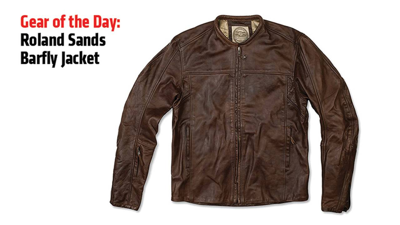 Gear of the Day: Roland Sands Barfly Jacket