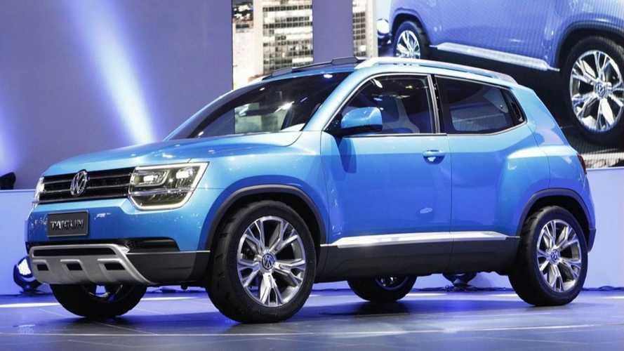 Conceitos esquecidos: VW Taigun, o SUV do up! que não vingou
