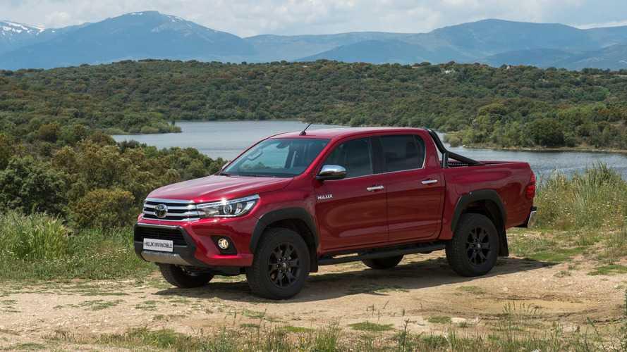 Toyota Hilux 2018: nueva edición especial Invincible