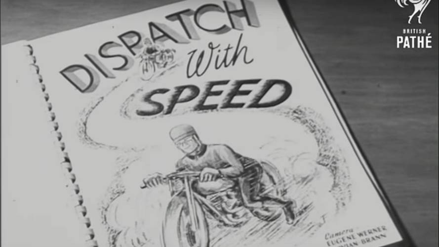 Film Vault: Dispatch With Speed