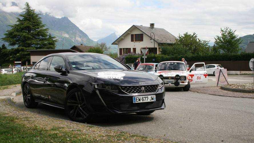 ¡Exclusiva! Cruzamos Francia con el nuevo Peugeot 508 2018
