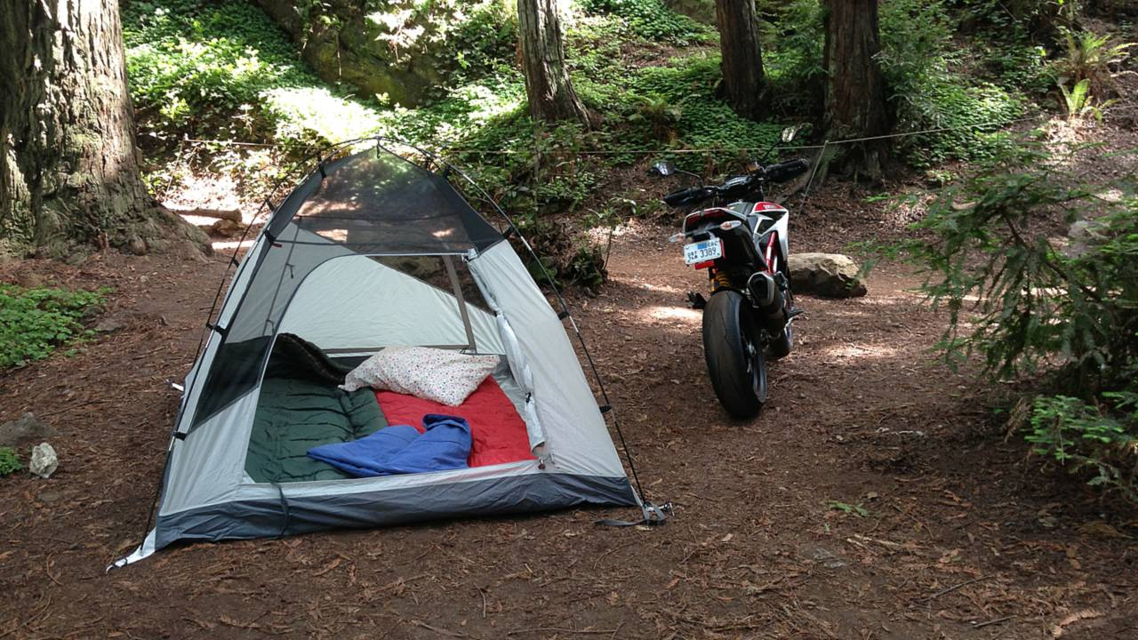 Gear: Spidi Expedition 103 Tent