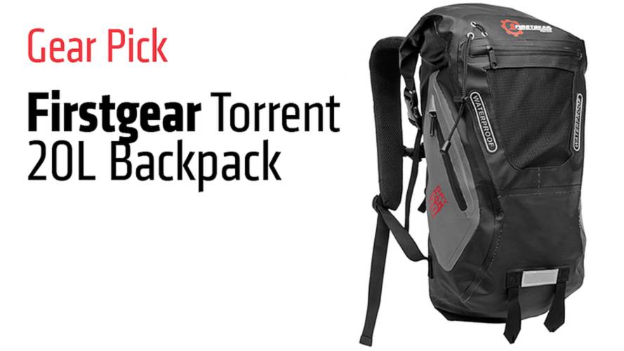 Gear Pick: Firstgear Torrent 20L Backpack