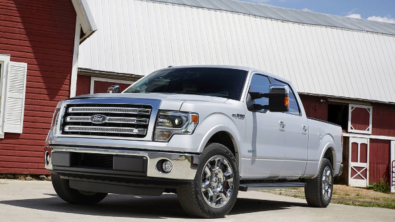 DriveApart Review: 2013 Ford F-150 Eco Boost