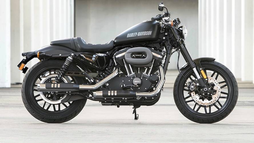Harley-Davidson Unveils 1200cc Roadster