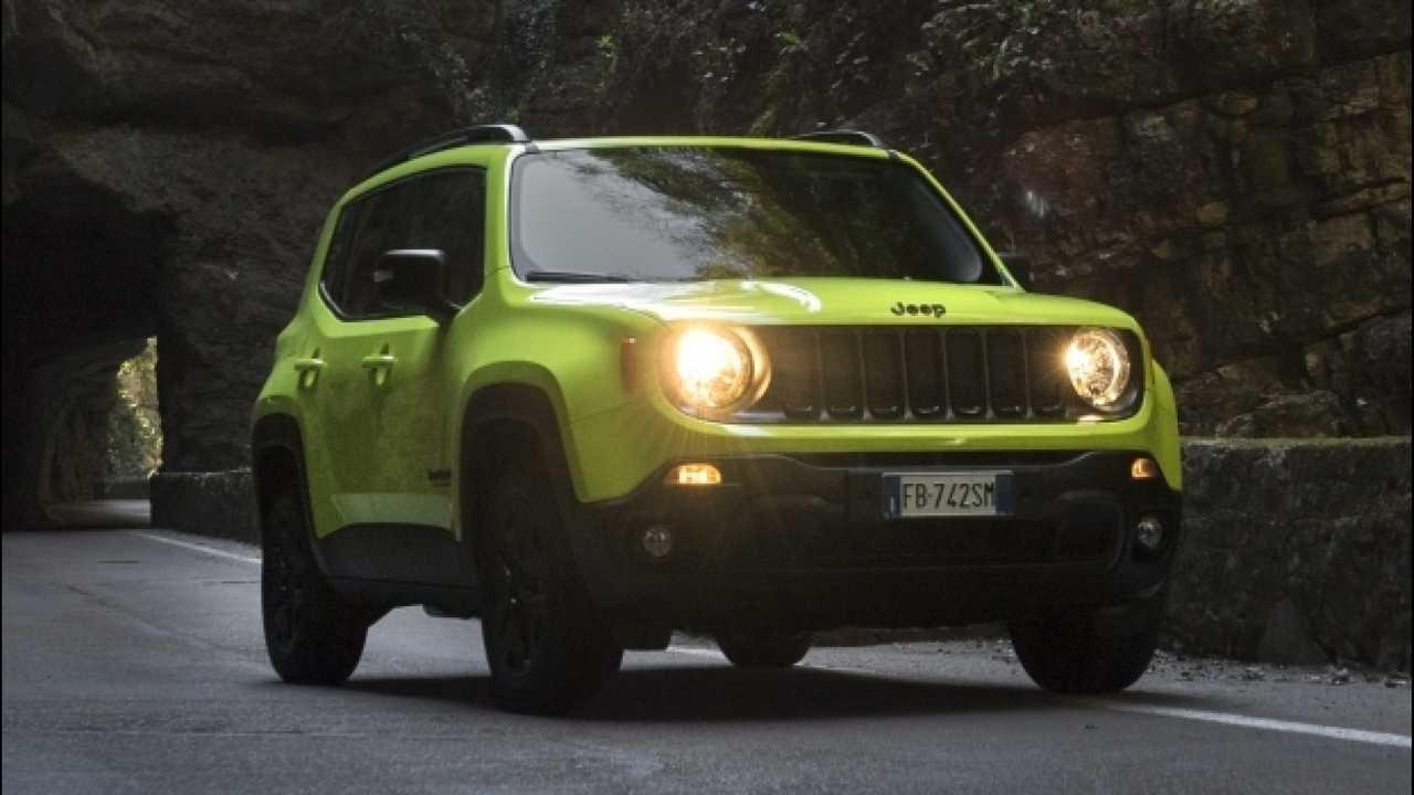 [Copertina] - Jeep Renegade Upland, l'off road prima di tutto