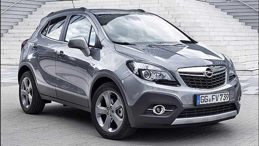 Opel Mokka, 110 CV per la 1.6 diesel