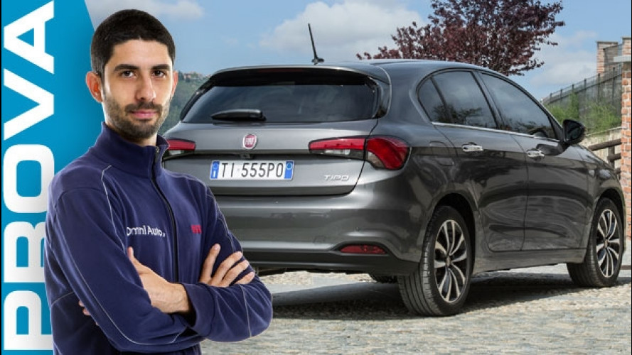 Fiat Tipo, come va la 5 porte [VIDEO]