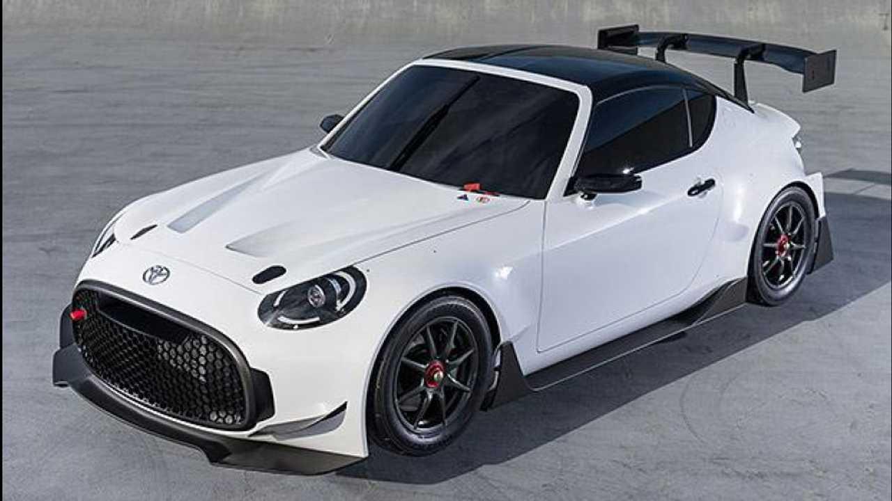 [Borító] - Toyota S-FR Racing Concept, futtatni akar