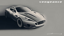 Aston Martin Vengeance by A. Kahn Design