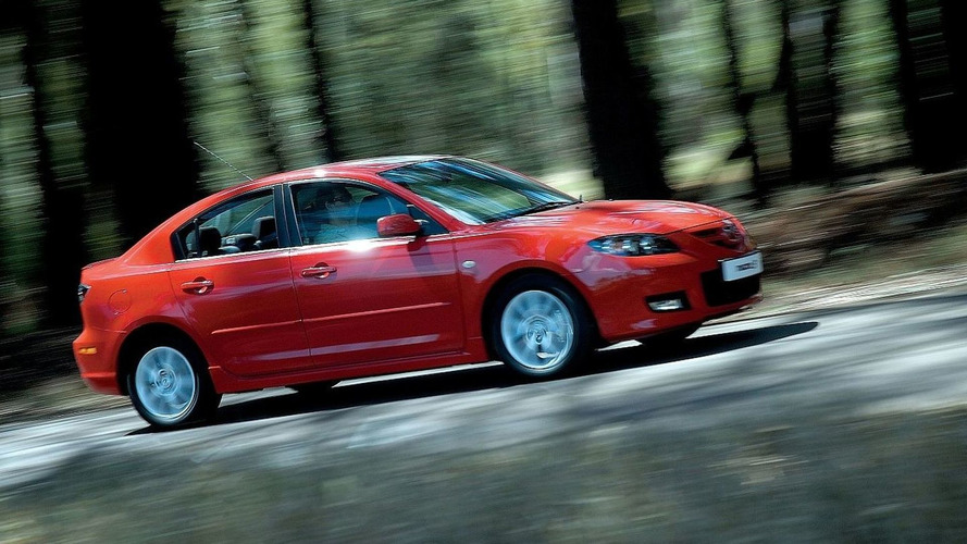 Mazda3 wins Australian safety award