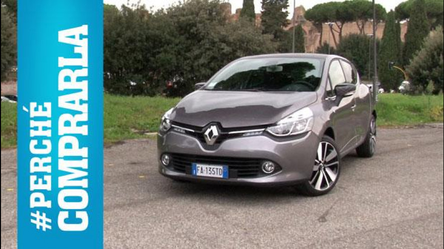 Renault Clio (2015) Perché comprarla... e perché no [VIDEO]