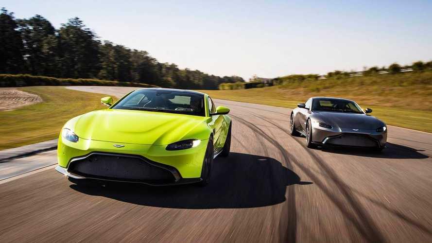 Ventes - Aston Martin réalise un bon premier trimestre 2018