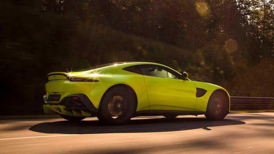 Aston Martin Vantage - Bientôt en V12 ?