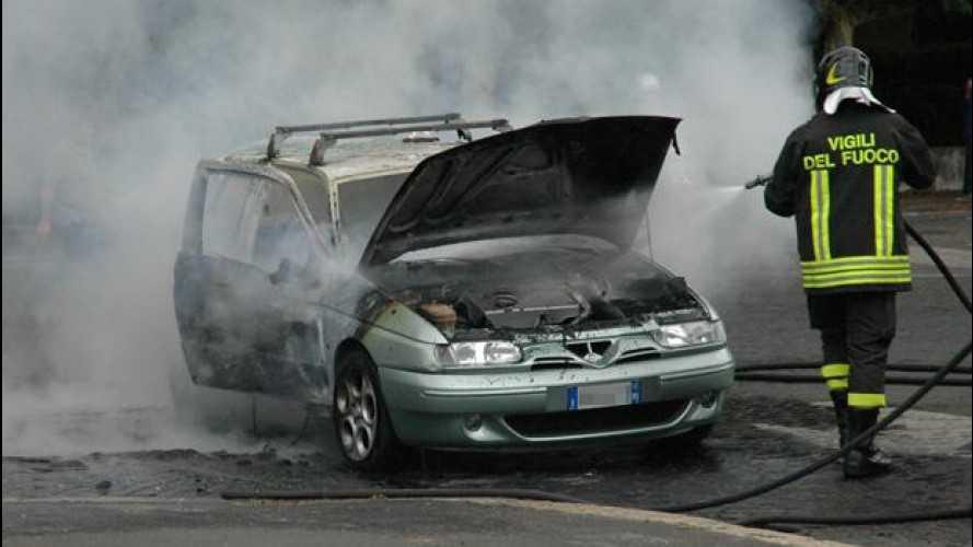 Caldo africano, come evitare danni all'auto