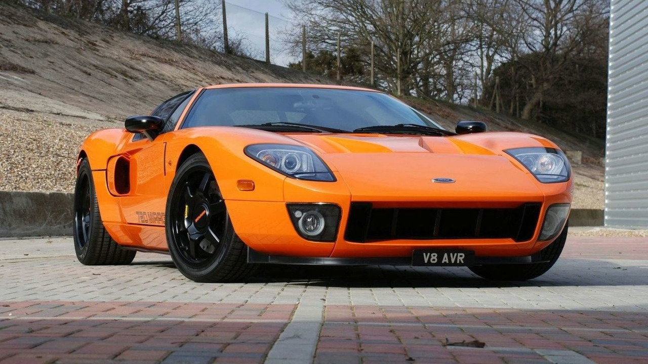 Avro  Mirage Ford Gt