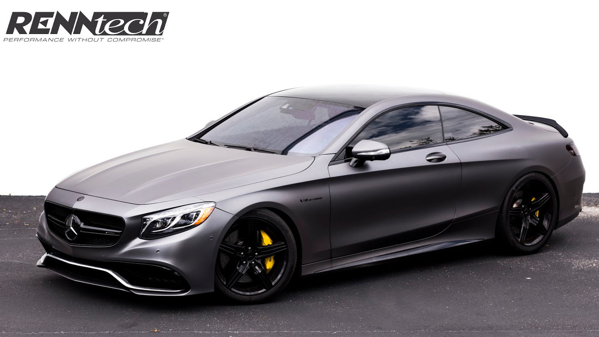 S63 Amg Coupe >> Renntech Bumps The Mercedes S63 Amg Coupe To 708 Hp