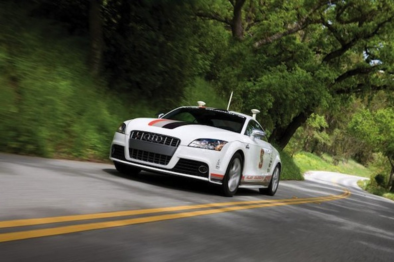 Nevada Grants Audi Autonomous Vehicle Testing Permit, Robot Takeover Eminent