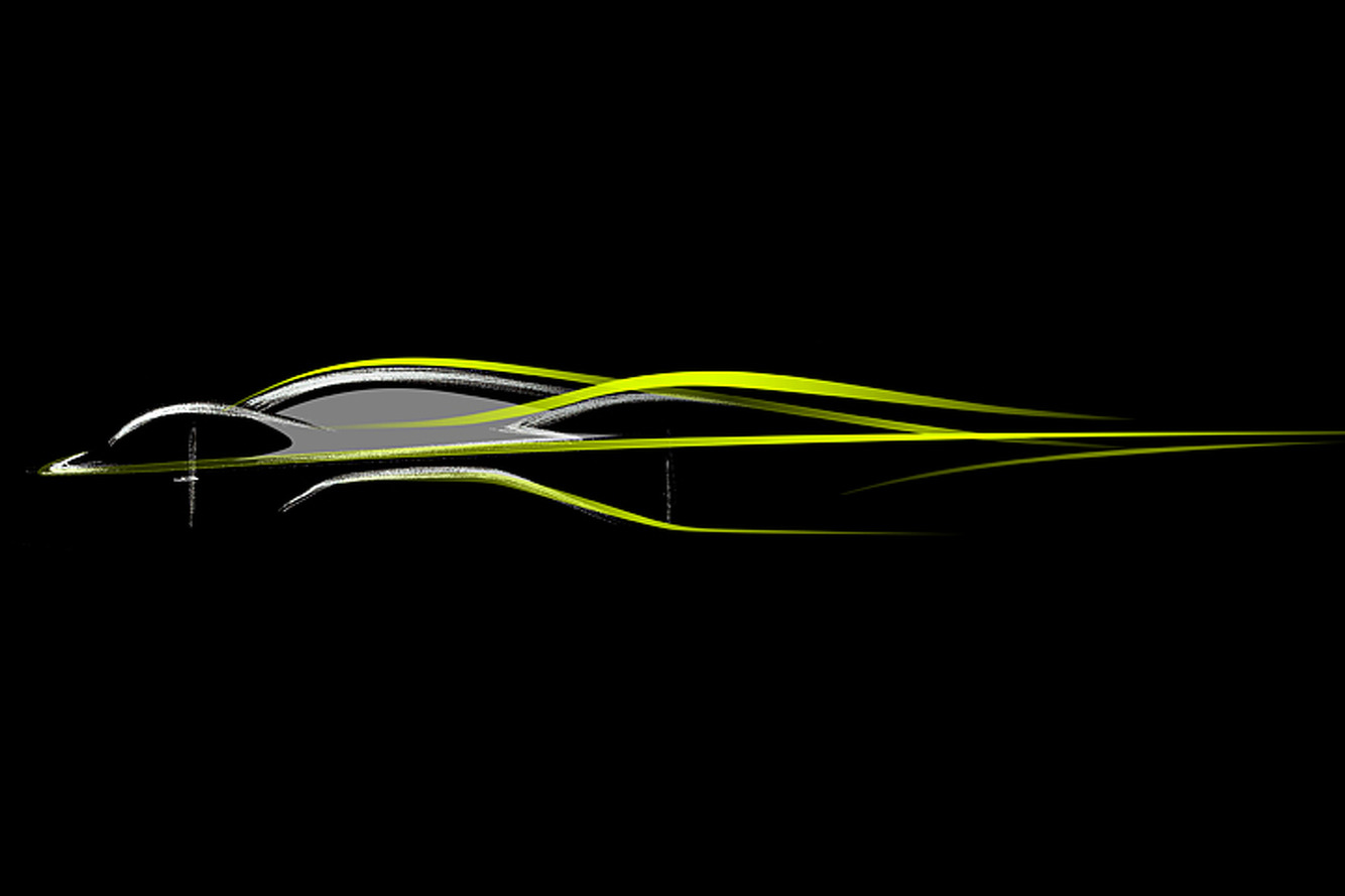 Red Bull and Aston Martin Team Up to Go Hypercar Hunting