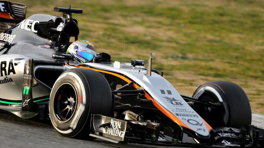 Force India planning 'B' car for mid-season