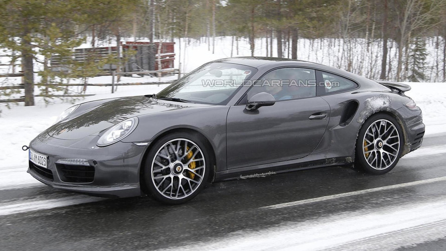 Porsche rules out flat-eight engine for future 911 models