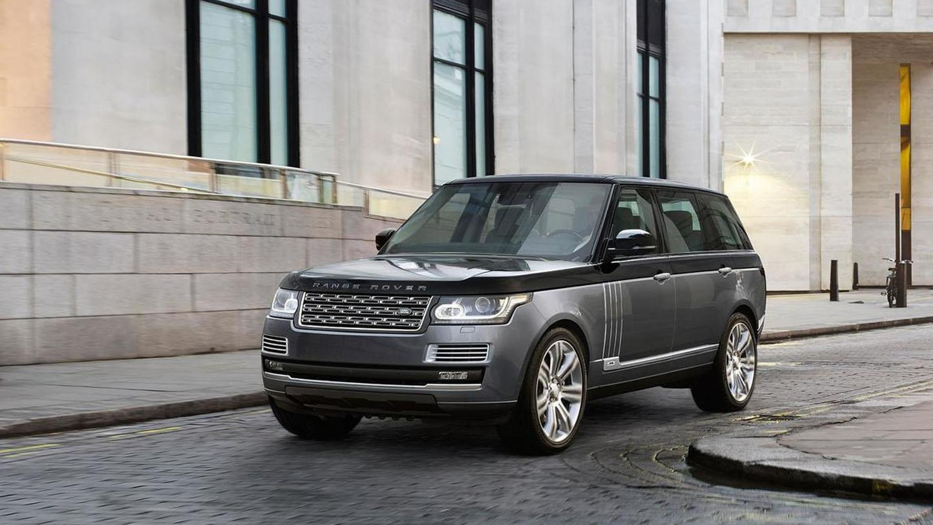 picture. Land Rover Range Rover